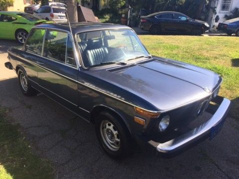 1976 BMW 2002 Classic Collector Car for sale