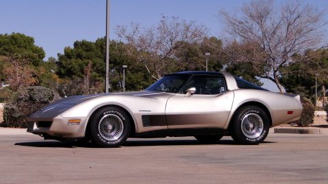 1982 Chevrolet Corvette Collectors Edition 1 of 6759 Built for sale