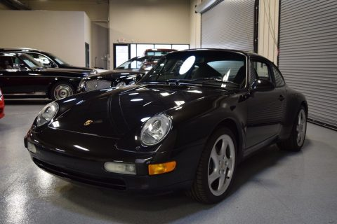1997 Porsche 911 993 Carrera Coupe / 10,970 Miles / Collector Quality for sale