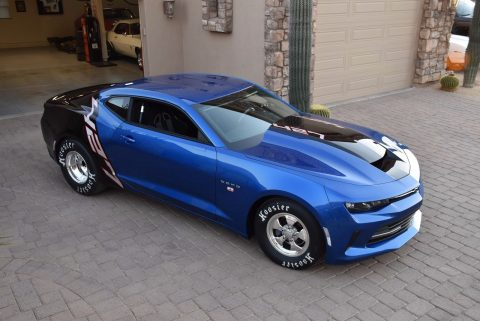 2017 Chevrolet Camaro 1 of 1 Berger 427 COPO Collector & Racer Pkg #67 for sale