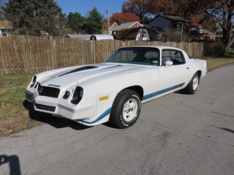 Flawless 1979 Chevrolet Camaro Z28 Factory Spec. for sale
