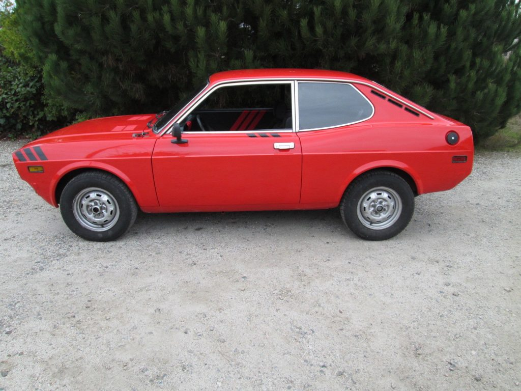 rare 1974 fiat 128 sport coupe for sale. Black Bedroom Furniture Sets. Home Design Ideas