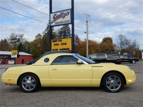 2002 Ford Thunderbird Premium – COLLECTOR QUALITY for sale