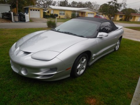 2002 Pontiac Firebird Convertible for sale