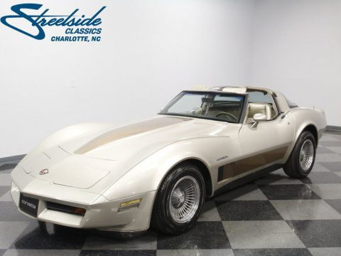 Rare 1982 Chevrolet Corvette Collectors Edition for sale