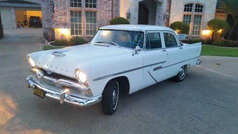 1956 Plymouth Belvedere Sedan – All Original for sale