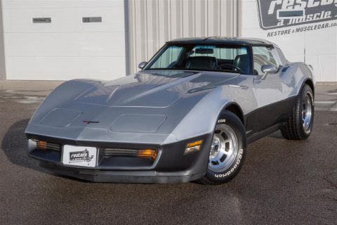 1981 Chevrolet Corvette Base Coupe 2 Door – Collector Condition for sale