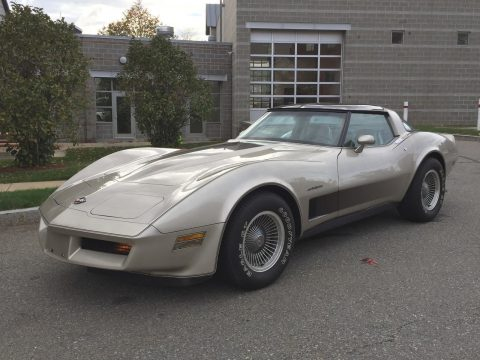 1982 Chevrolet Corvette – Collector Edition for sale