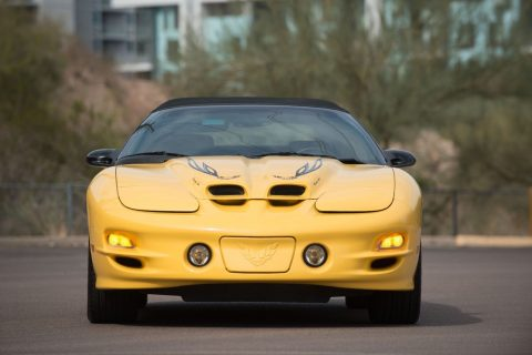 2002 Pontiac Firebird Convertible – All original! for sale