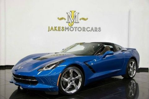 2014 Chevrolet Corvette Z51 3LT Premiere Edition~car #500 OF ONLY 500 MADE for sale