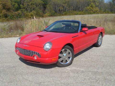 Beautiful 2002 Ford Thunderbird Premium for sale