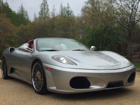 STUNNING 2005 Ferrari 430 Spider Convertible 2 Door for sale