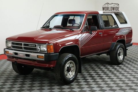 1987 Toyota 4runner EFI SR5 – COLLECTOR GRADE for sale