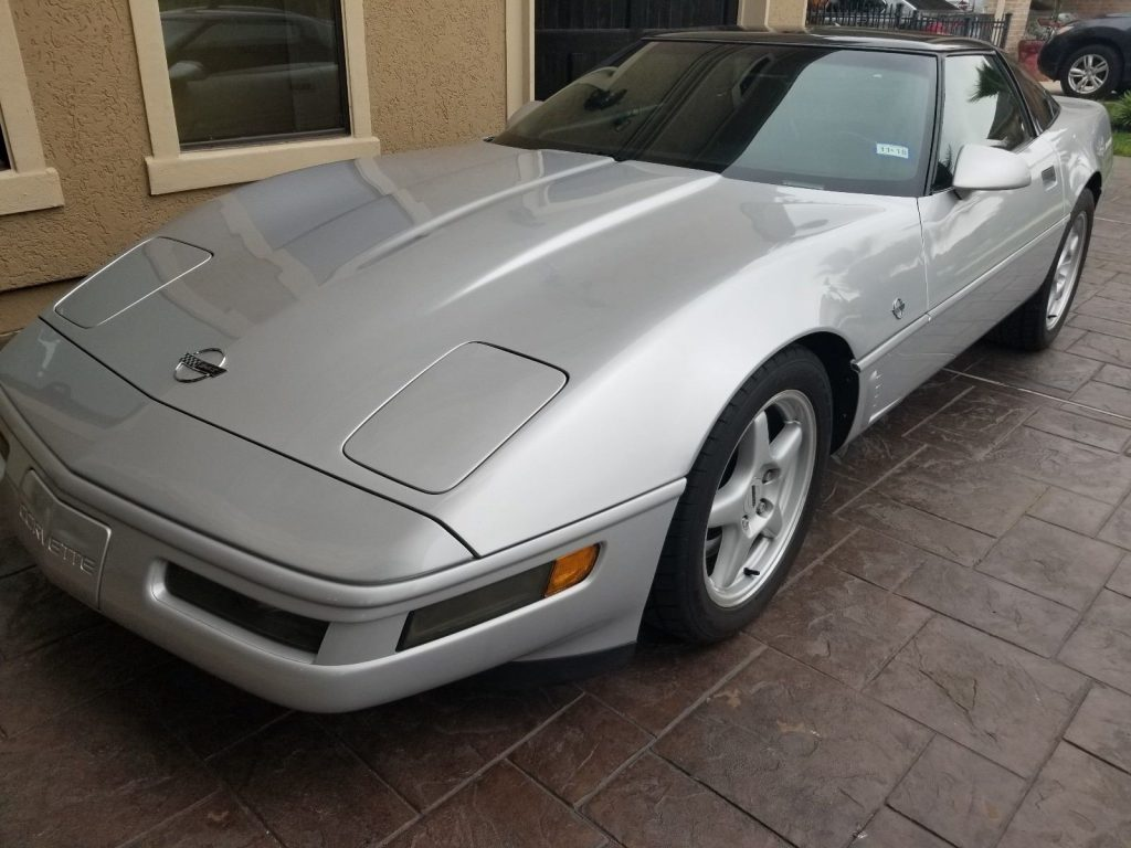1996 Chevrolet Corvette – Collectors Edition