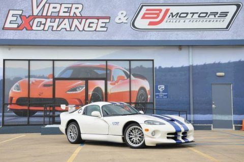 AMAZING 1998 Dodge Viper GT2 for sale