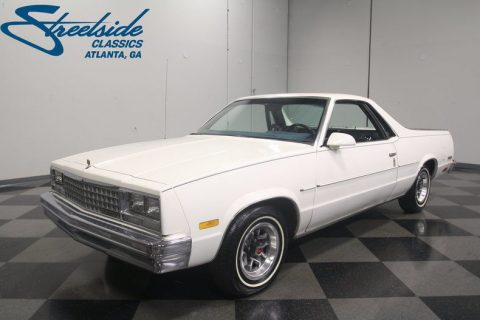 NICE 1986 Chevrolet El Camino for sale