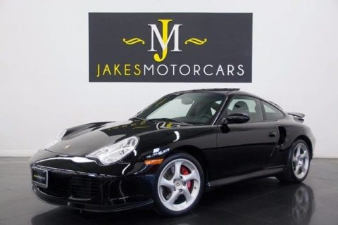 PRISTINE 2003 Porsche 911 Turbo Coupe for sale