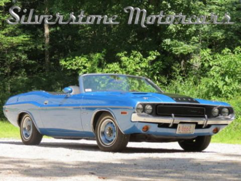 RARE 1971 Dodge Challenger for sale