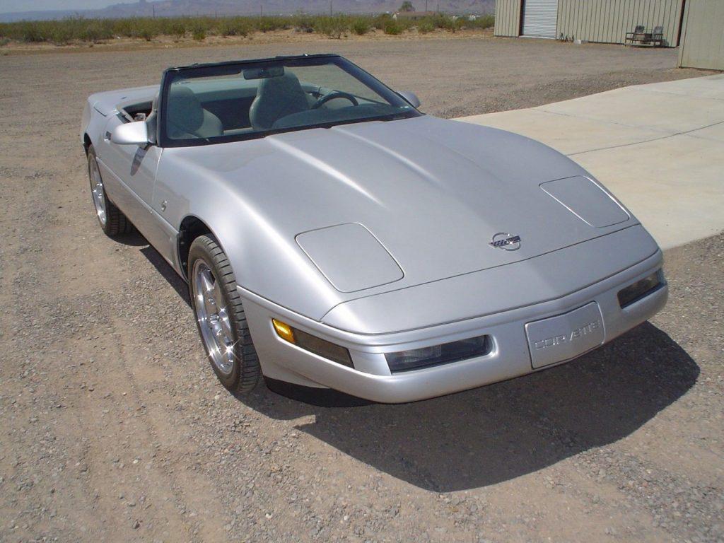 1996 chevrolet corvette collector edition for sale. Black Bedroom Furniture Sets. Home Design Ideas