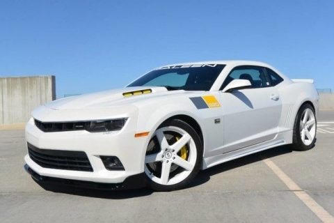 2014 Chevrolet Camaro 2SS SA 30 Saleen 30th Anniversary 1 of 10 for sale