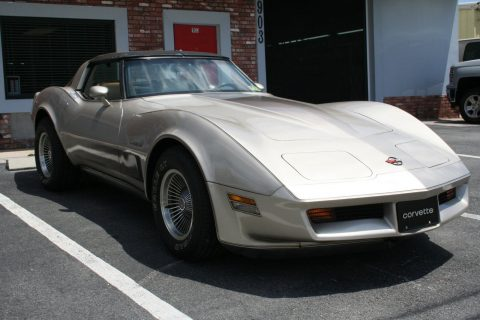 1982 Chevrolet Corvette Coupe – Collectors Edition for sale