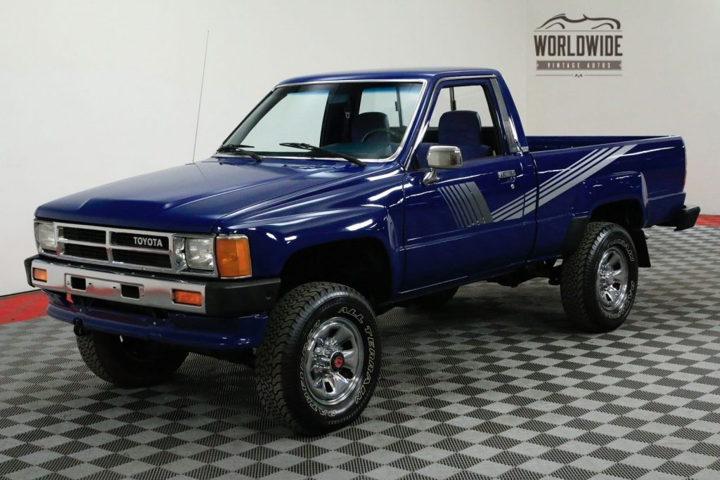 1987 Toyota Truck >> 1987 Toyota Pickup All Original Collector Grade For Sale