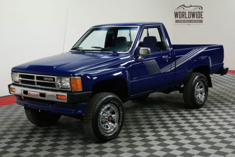 1987 Toyota Pickup – ALL Original Collector Grade for sale