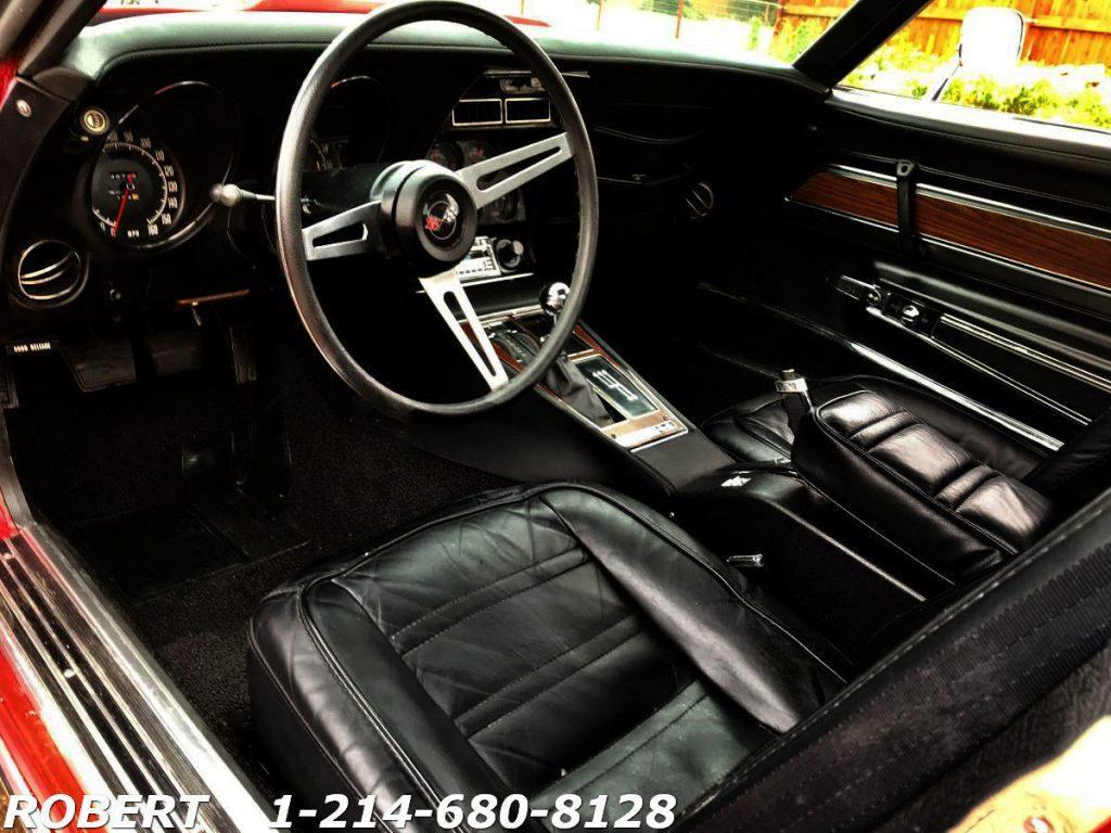 SUPER RARE 1974 Chevrolet Corvette