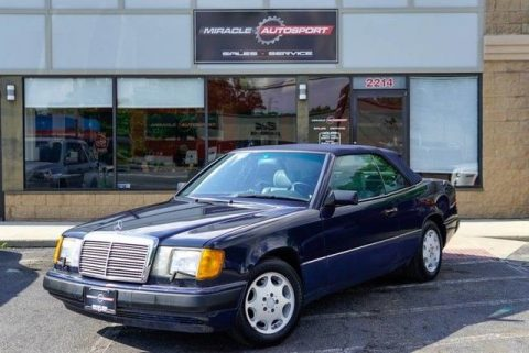 AWESOME 1993 Mercedes Benz E Class for sale