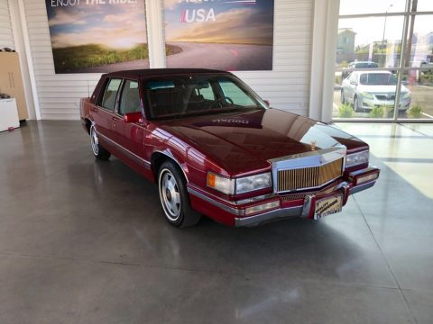 BEAUTIFUL 1992 Cadillac Deville Sedan for sale