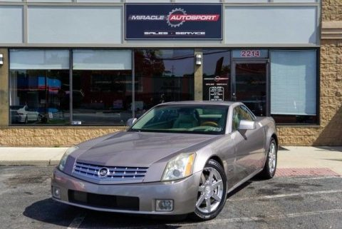 GREAT 2004 Cadillac XLR for sale