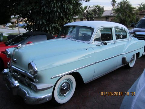 VERY NICE 1954 Chevrolet Bel Air/150/210 for sale