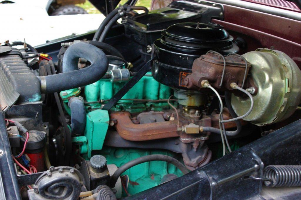 1965 Chevy C 10 Short Box