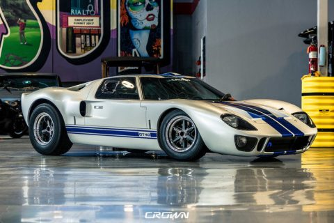 1965 Superformance GT40, MKI Wide Body, for sale