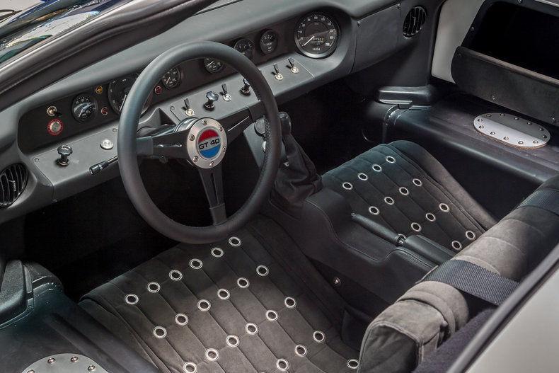1965 Superformance GT40, MKI Wide Body,