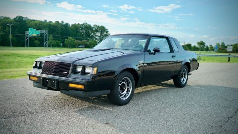 1987 Buick Grand National / 74 Original Miles / Collector Car for sale