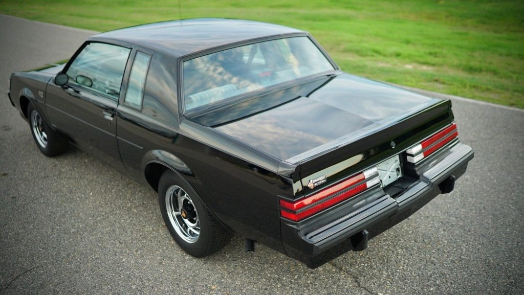 1987 Buick Grand National / 74 Original Miles / Collector Car