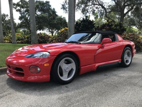1994 Dodge Viper R/T 10, Only 4K Miles Dead New Collector Quality