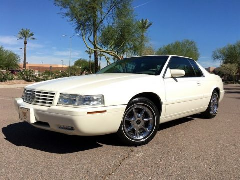 2002 Cadillac Eldorado ETC Collector #93 38K Original Miles for sale