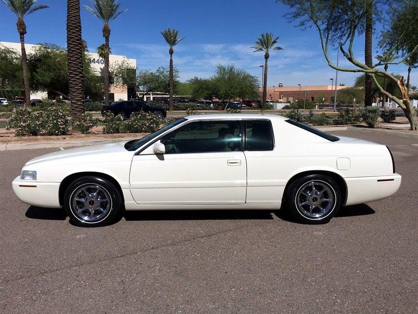 2002 Cadillac Eldorado ETC Collector #93 38K Original Miles