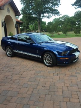 2008 Ford Mustang Shelby GT 500 for sale